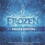 Frozen (Deluxe Edition), CD1
